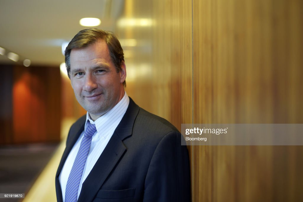 Jaap Tonckens, chief financial officer of Unibail-Rodamco SE, stands for a photograph in Melbourne, Australia, on Wednesday, Feb. 21, 2018. Unibail-Rodamco in December agreed to buy Westfield, founded by billionaireFrank Lowy, for a mix of cash and stock to add a portfolio of 35 malls in the U.S. and U.K. to its European centers. Photographer: Carla Gottgens/Bloomberg via Getty Images