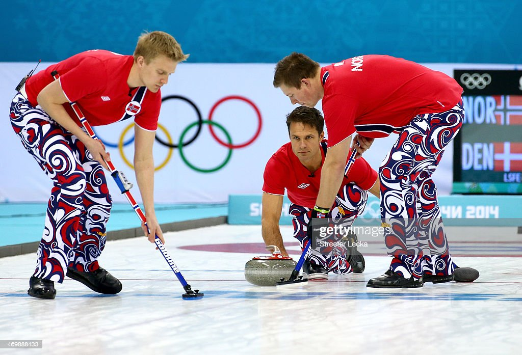 Curling - Winter Olympics Day 10 : News Photo