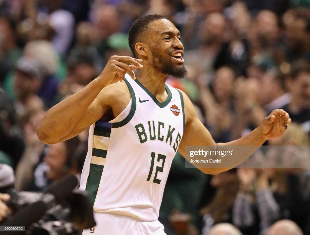 Boston Celtics v Milwaukee Bucks - Game Four : News Photo