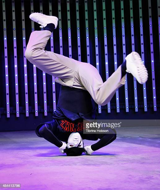 JabbaWockeeZ perform at Universal CityWalk's music spotlight concert series featuring JabbaWockeeZ and World of Dance at 5 Towers Outdoor Concert...