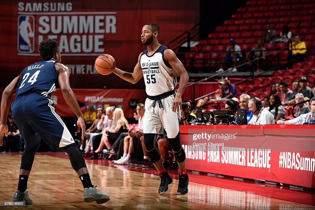 Las Vegas Summer League 2016