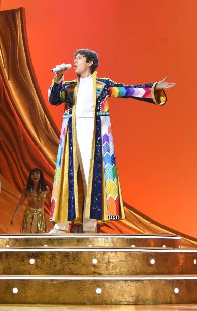 "GBR: ""Joseph And The Amazing Technicolor Dreamcoat"" - Press Night - Curtain Call"
