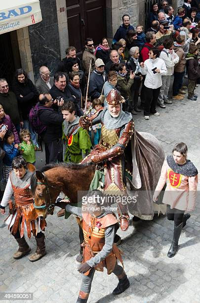 Jaca gives its all to this festival, which combines the legend of a battle won against thousands of Muslims with the history of the reconquest of the...