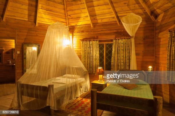 Jacana lodge bedroom