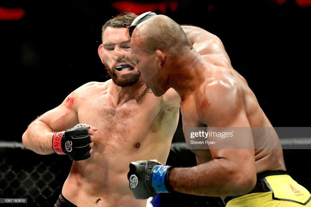 UFC 230 Weidman v Souza : News Photo