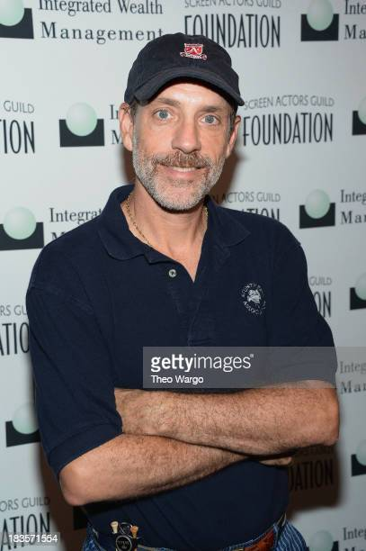 Jace Alexander attends the Screen Actors Guild Foundation Inaugural New York Golf Classic at Trump National Golf Club Westchester on October 7 2013...