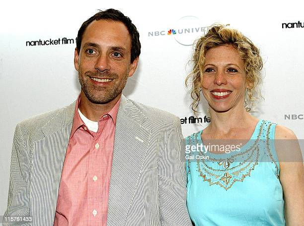Jace Alexander during 11th Annual Nantucket Film Festival NBC Universal Screenwriters Tribute to Steve Martin June 18 2005 at Sconset Casino in...