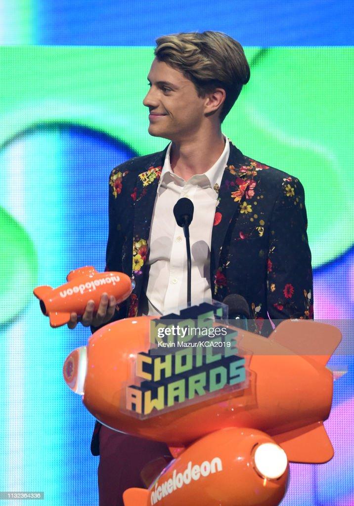 Nickelodeon's 2019 Kids' Choice Awards - Roaming Show : News Photo