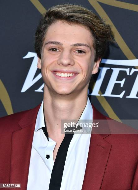 Jace Norman arrives at the Variety Power Of Young Hollywood at TAO Hollywood on August 8 2017 in Los Angeles California