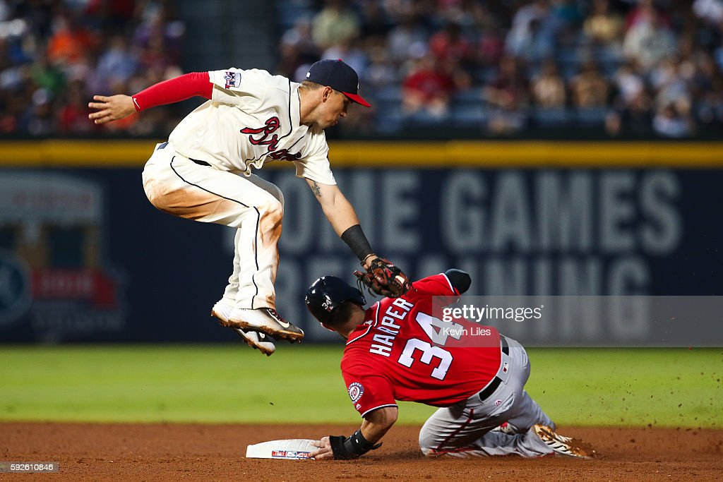 Washington Nationals v Atlanta Braves