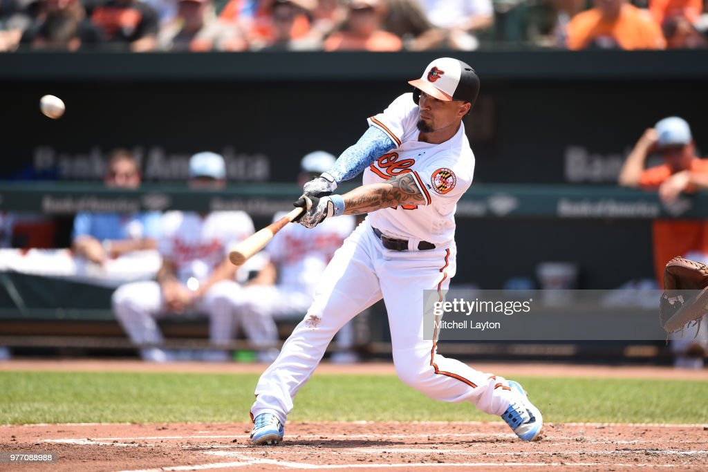 Miami Marlins v Baltimore Orioles