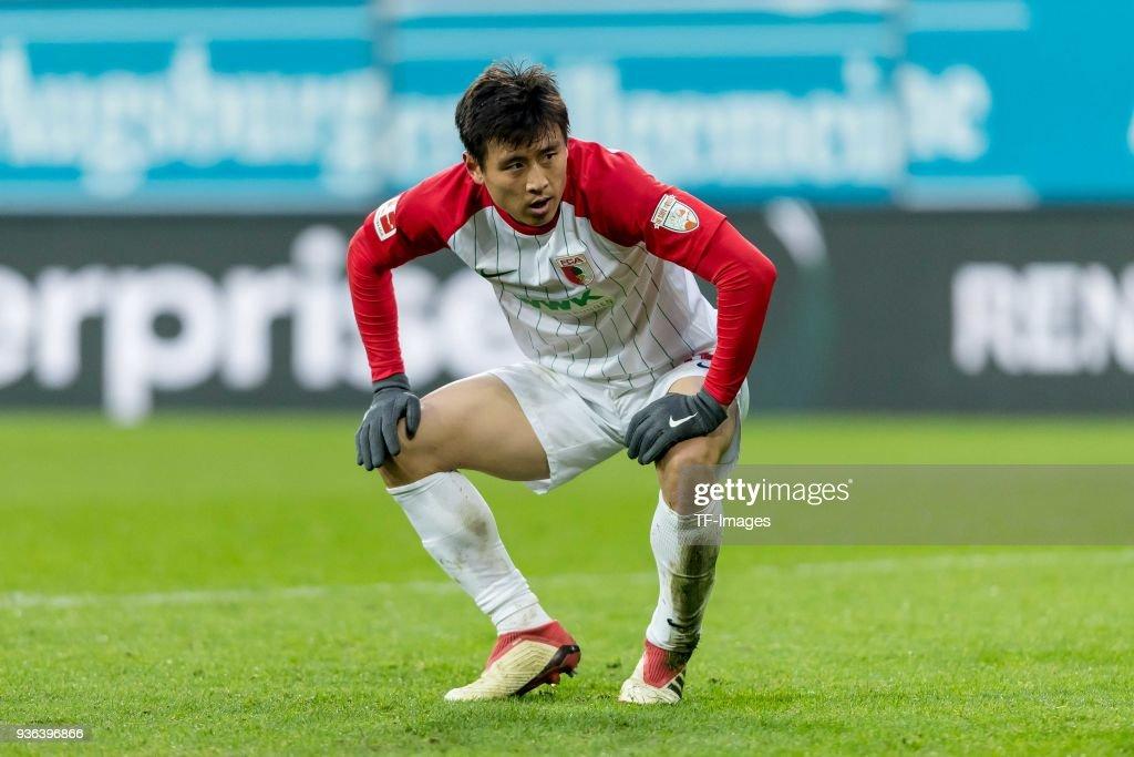 FC Augsburg v SV Werder Bremen - Bundesliga : News Photo