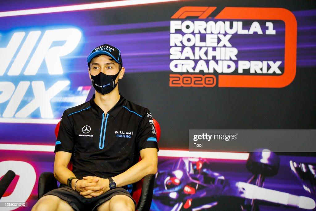 F1 Grand Prix of Sakhir - Previews : News Photo