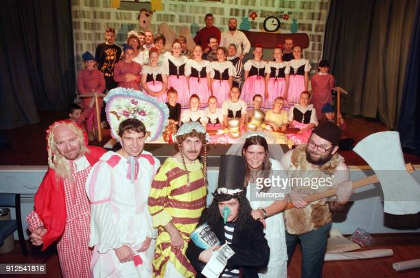 Jack and the Beanstalk Panto at St Lukes Teesside 5th December 1994