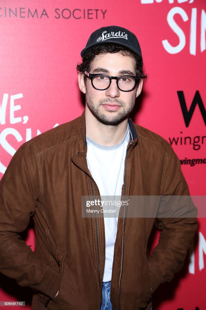 Jack Antonoff attends 20th Century Fox & Wingman host a NYC screening of 'Love,Simon' at Landmark Theatre on March 8, 2018 in New York City.
