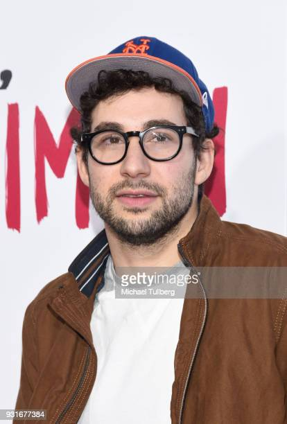 "Jack Antonoff attends a special screening of 20th Century Fox's ""Love, Simon"" at Westfield Century City on March 13, 2018 in Los Angeles, California."