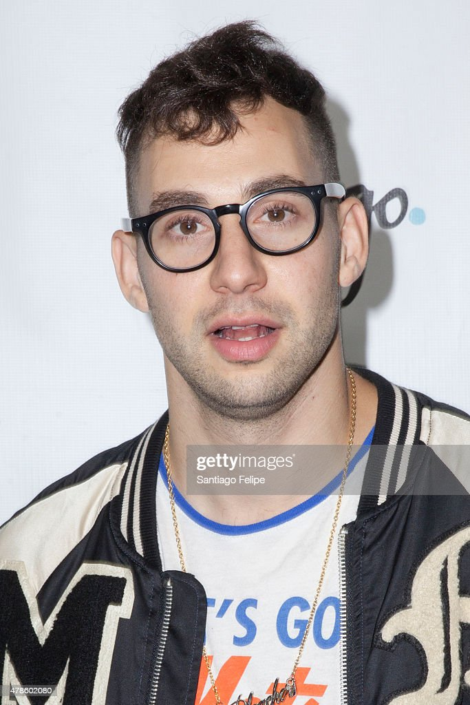 Jack Antonoff attends Logo TV's 'Trailblazers' at the Cathedral of St. John the Divine on June 25, 2015 in New York City.