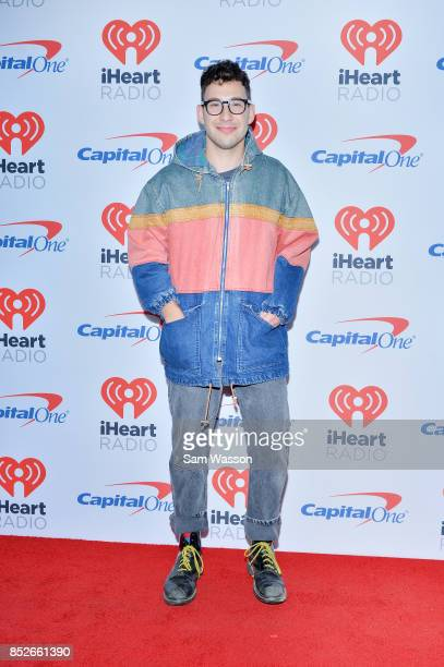 Jack Antonoff attends the 2017 iHeartRadio Music Festival at TMobile Arena on September 23 2017 in Las Vegas Nevada
