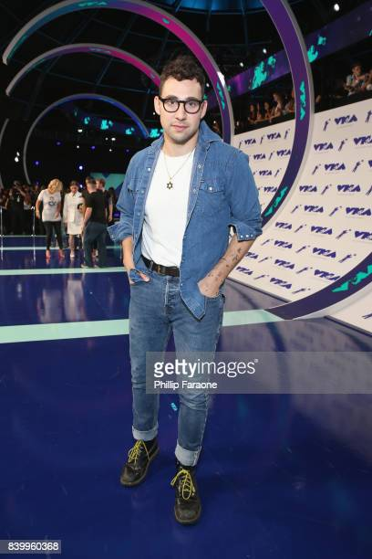 Jack Antonoff attends the 2017 MTV Video Music Awards at The Forum on August 27 2017 in Inglewood California