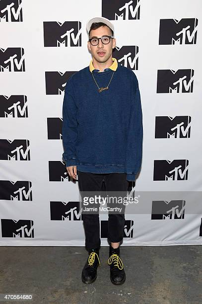 Jack Antonoff attends the MTV 2015 Upfront presentation on April 21 2015 in New York City