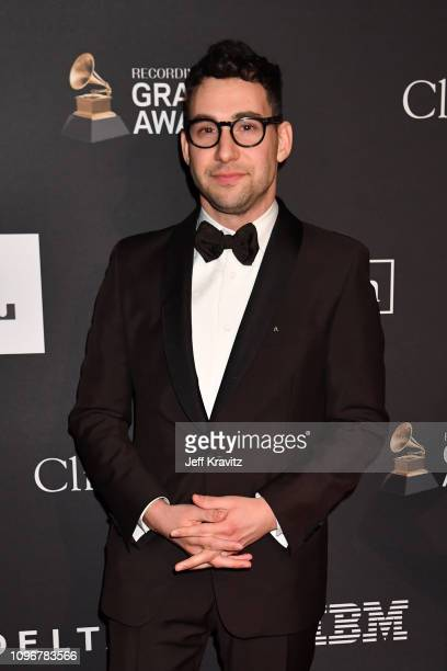 Jack Antonoff attends The Recording Academy And Clive Davis' 2019 Pre-GRAMMY Gala at The Beverly Hilton Hotel on February 9, 2019 in Beverly Hills,...