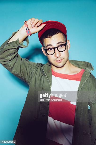 Jack Antonoff of Fun and Bleachers is photographed for Billboard Magazine on June 11 2015 in New York City