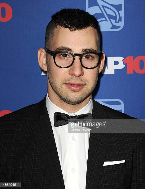 Jack Antonoff of the band Fun attends the 31st annual ASCAP Pop Music Awards at The Ray Dolby Ballroom at Hollywood Highland Center on April 23 2014...