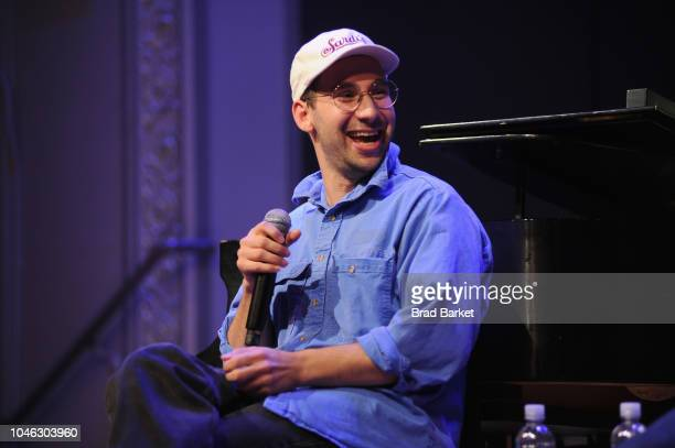 Jack Antonoff speaks onstage during the 2018 New Yorker Festival on October 5, 2018 in Brooklyn, New York.