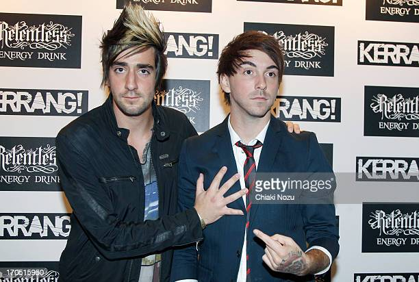alex gaskarth jack barakat pictures and photos getty images