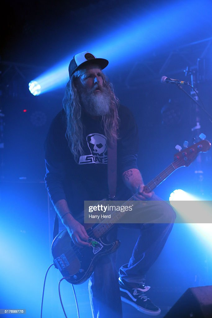 Jack Bessant of Reef performs at Engine Rooms on March 26, 2016 in Southampton, England.