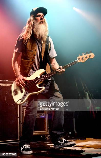 Jack Bessant of Reef performs live on stage at O2 Academy Manchester on May 4 2018 in Manchester England