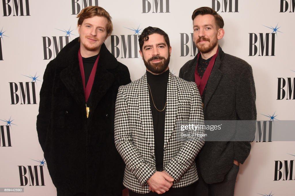 BMI London Awards - VIP Arrivals