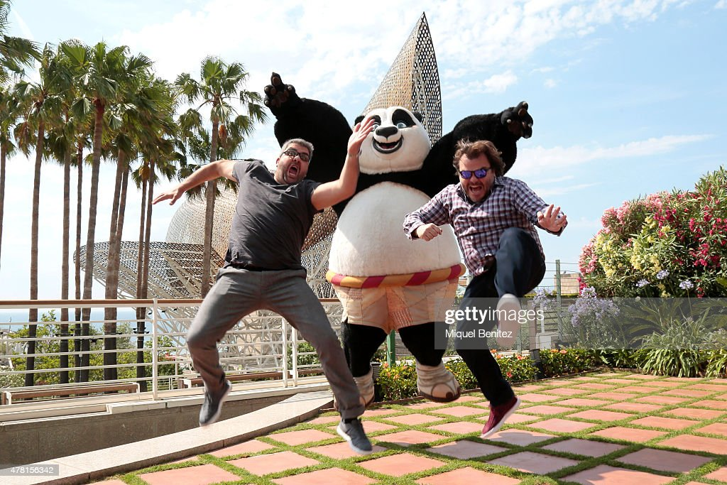 Kung Fu Panda 3 Barcelona Photocall : News Photo