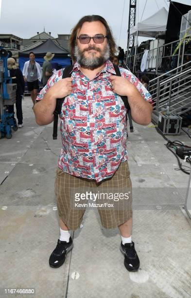 Jack Black attends FOX's Teen Choice Awards 2019 on August 11 2019 in Hermosa Beach California