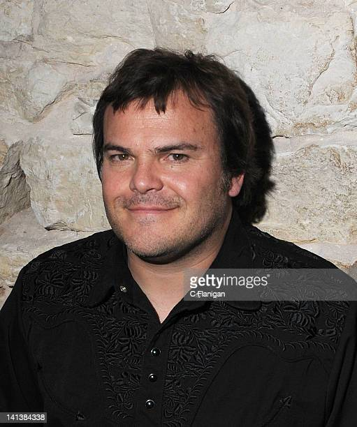 Jack Black attends the Bernie After Party during the 2012 SXSW Film Festival at Ale House on March 14 2012 in Austin Texas