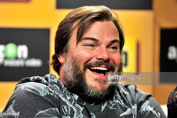 Jack Black attends the IMDb Amazon Instant Video Studio at the village at the lift on January 23 2015 in Park City Utah