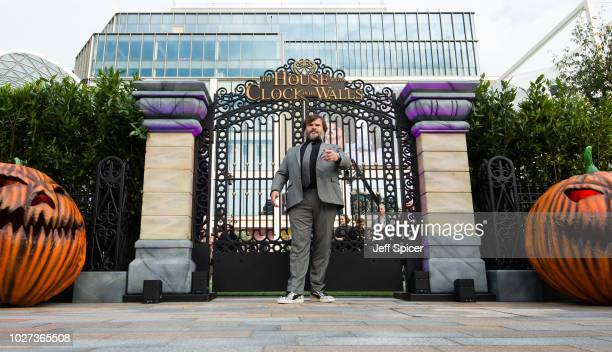 """Jack Black attends the World Premiere of """"The House With The Clock In Its Walls"""" at Westfield White City on September 5, 2018 in London, England."""