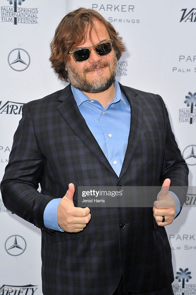 Jack Black attends Variety's Creative Impact Awards and 10 Directors To Watch Brunch at the Parker Palm Springs on January 3, 2016 in Palm Springs, California.