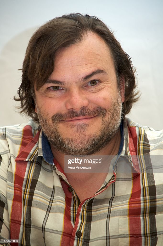 Jack Black On Location - Cancun, Mexico