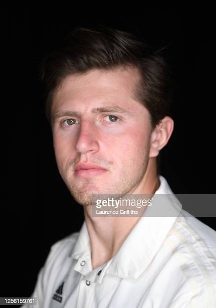 Jack Blatherwick of Nottinghamshire County Cricket Club poses for a portrait at Trent Bridge on July 14 2020 in Nottingham England