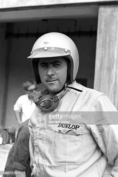 Jack Brabham, Brabham-Climax BT11, Grand Prix of Italy, Autodromo Nazionale Monza, 06 September 1964.