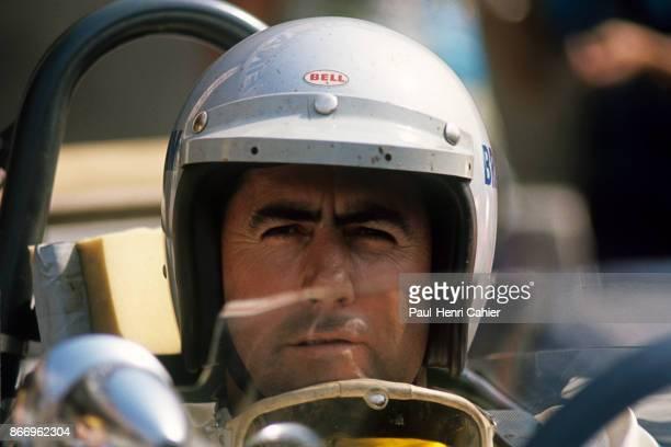 Jack Brabham BrabhamFord BT26A Grand Prix of Italy Autodromo Nazionale Monza 07 September 1969
