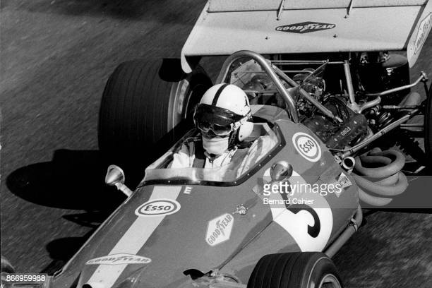 Jack Brabham BrabhamFord BT33 Grand Prix of Monaco Circuit de Monaco 10 May 1970