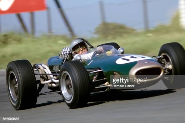 Jack Brabham BrabhamRepco BT19 Grand Prix of the Netherlands Circuit Park Zandvoort 24 July 1966