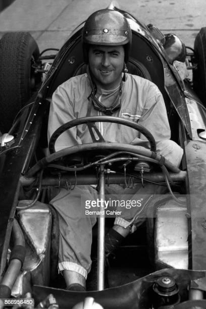 Jack Brabham Cooper Climax T51 German Grand Prix Avus Circuit 2nd August 1959
