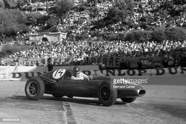 Jack Brabham CooperClimax T43 Grand Prix of Monaco Circuit de Monaco 19 May 1957