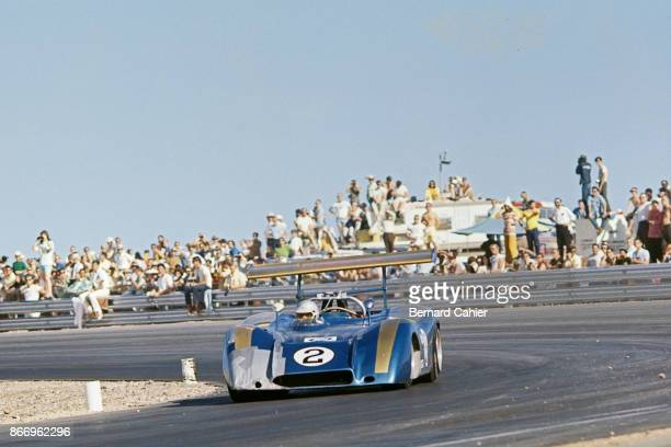 Jack Brabham, Open Sports Ford, Can-Am Texas, Texas World Speedway, College Station, Texas, 11 September 1969.