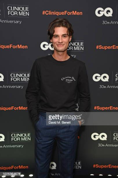 Jack Brett Anderson attends Clinique For Men x GQ on August 30 2018 in London England