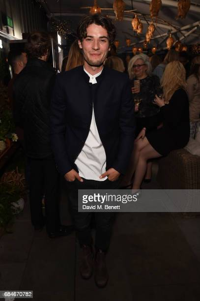 Jack Brett Anderson attends the Gentleman's Journal Bermuda 35th America's Cup summer party hosted by Jack Guinness at Ham Yard Hotel on May 18 2017...