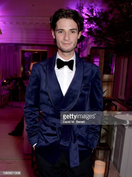 Jack Brett Anderson attends the Kimpton Hotels Restaurants a housewarming party to celebrate its arrival in the UK at Kimpton Fitzroy London on...
